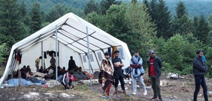 Migrantska ruta preko BiH postaje etablirana