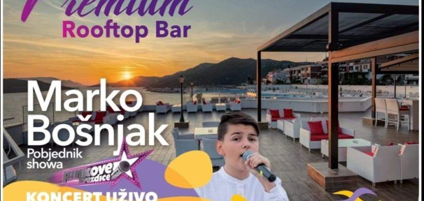 NAJAVA: Koncert Marka Bošnjaka u Neumu