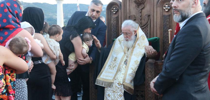 Gruzijski patrijarh kum 39 242 djece