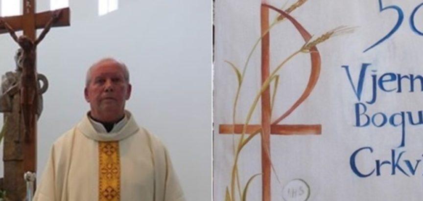 Vlč. Ante Rotim proslavio zlatnu misu