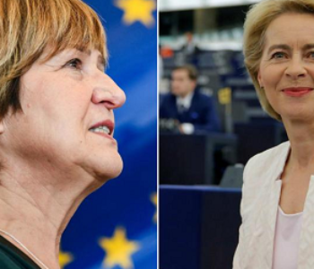 """Ruža Tomašić u Strasbourgu: """"Govorite o zajedništvu i jednakosti u Europi, a zaboravljate da su sve čelne funkcije EU institucija zaposjele stare članice"""