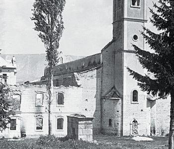 Bombardiranje samostana