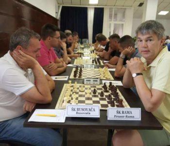 Rama osvojila 2.mjesto na šahovskom prvenstvu Herceg Bosne