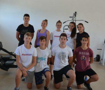 Foto: Mostarski karatisti pripremali se u Rami za Državno prvenstvo