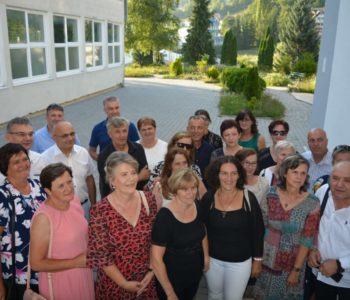 Generacija maturanata školske 1983./1984. obilježila 35. godišnjicu mature