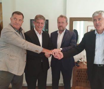Potpisan sporazum o uspostavi Vijeća ministara BiH, a kad će ne zna se?