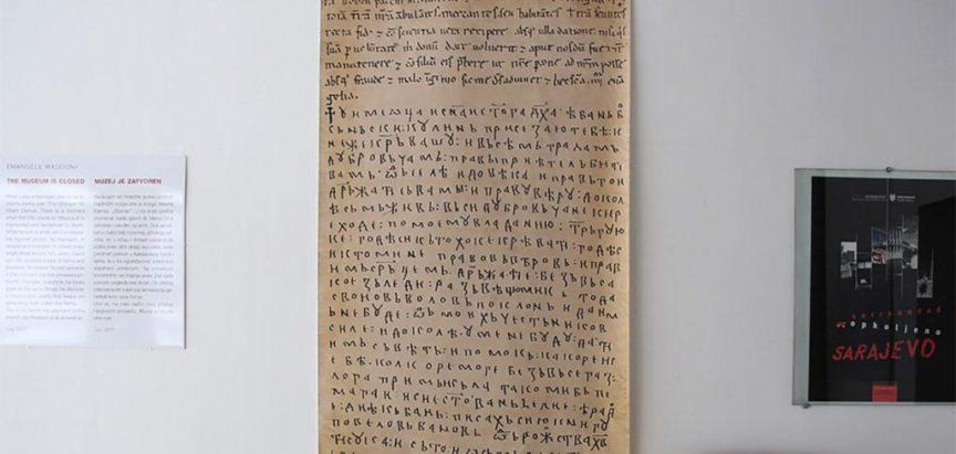 Obilježeno 830 godina Povelje Kulina bana