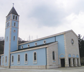 NAJAVA: 51. Obljetnica posvete crkve Presvetog Srca Isusova u Prozoru i Susret duhovnih zvanja
