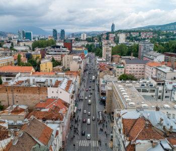 Sarajevo koje (ni)je isto