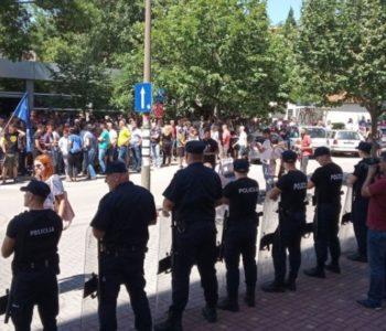 Hoće li Mostar gorjeti od prosvjeda u narednim danima?