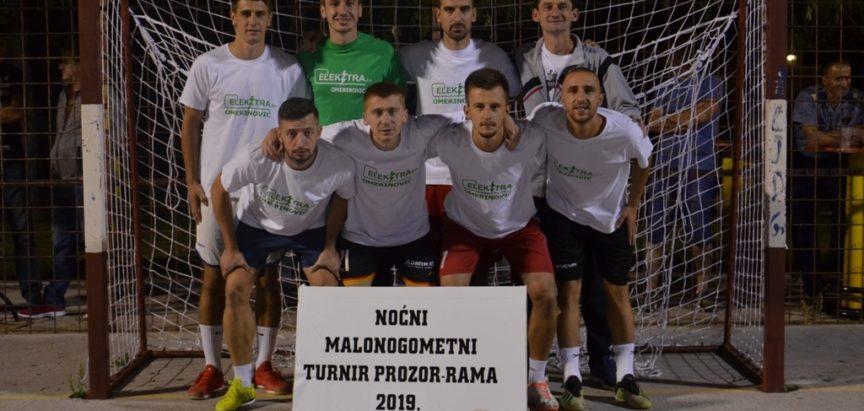 Pokrovitelj i sponzori malonogometnog turnira za Dan općine Prozor – Rama 2019.