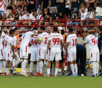 Ludilo u Mostaru: Zrinjski izbacio Utrecht