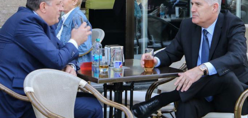 'VOŽD IZ LAKTAŠA' Dodik nije ratovao protiv Hrvata? Snimka iz 90-ih dokazuje da mu rat nimalo nije smetao
