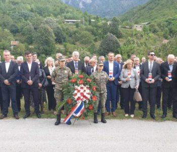 Obilježena 26. obljetnica stradanja Hrvata u Grabovici
