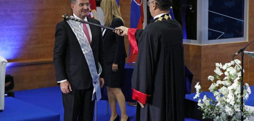 Miroslav Lajčak dobio titulu počasnog doktora Sveučilišta u Mostaru