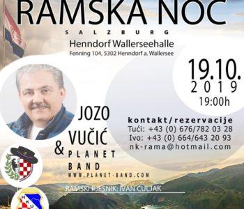 NK Rama Salzburg i ove godine organizira humanitarnu Ramsku noć