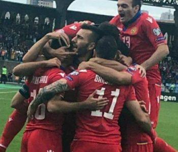 Poraz BiH u Armeniji