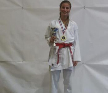 Karate klub Empi: Rajić zlatna  u Čitluku