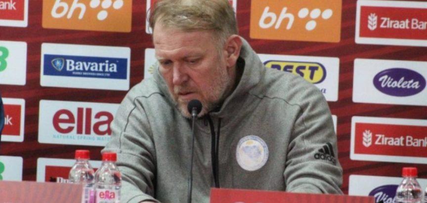 Robert Prosinečki podnio ostavku