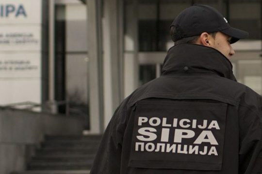 SIPA pretresa objekte u Hercegovini zbog utaje poreza i kompjuterskih prevara
