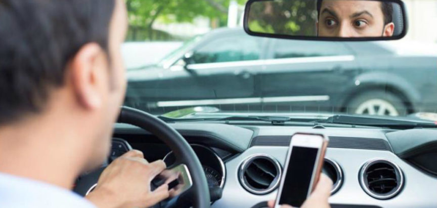 Uvode se kamere koje snimaju vozače s mobitelom u ruci dok voze