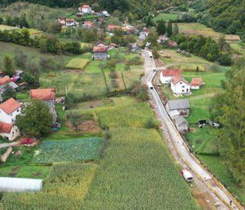 Foto/video: Sanacija potoka Dragićina u Perićima ulazi u završnu fazu