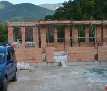 Foto/video: Mjesna zajednica Gračac dobiva zgradu za potrebe mještana