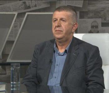 """Gostovanje književnika Josipa Mlakića u HRT-ovoj emisiji """"Nedjeljom u 2"""""""