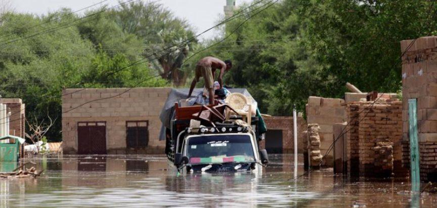 Skoro milijun ljudi pogođeno poplavama u Južnom Sudanu