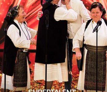 Zlatni gumb za polufinale: Ljubuške Dream Team Babe razvalile u hrvatskom Supertalentu