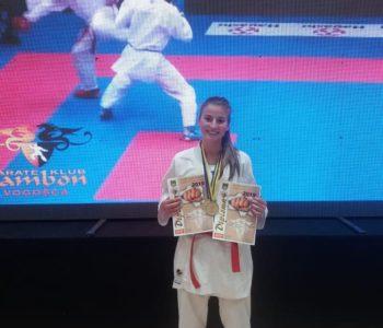 KK EMPI: Monika Rajić osvojila dva zlata u Vogošći