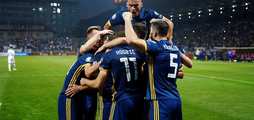 Nogometna reprezentacija BiH slavila 4:1 protiv Finske