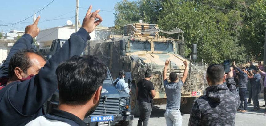 TURSKA POTVRDILA POVLAČENJE: Kurdi napustili sirijski grad Ras al-Ajin