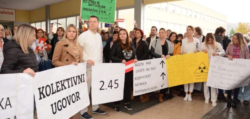 Zdravstvo u HNŽ ide u štrajk, ministar šalje SMS