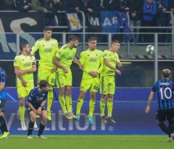 Dinamo loš protiv Atalante pa se sada mora vaditi protiv Man. Citya