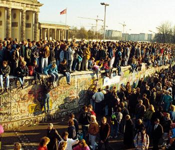 Dan kada je euforično srušen Berlinski zid