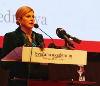 Kolinda Grabar Kitarović u posjetu BiH
