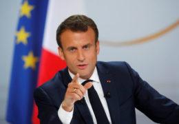 Francuski predsjednik Macron smatra da se Europa nalazi na rubu ponora