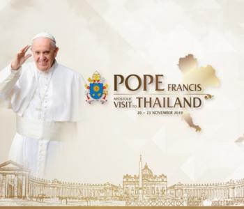 Papa Franjo doputovao u Tajland