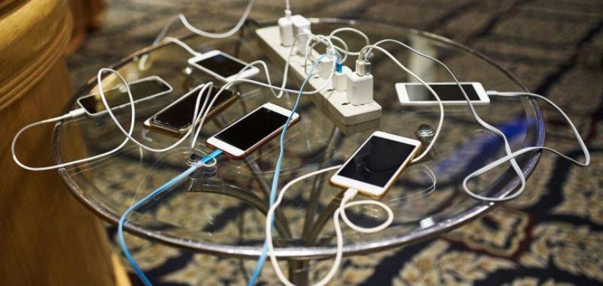 Od iduće godine trebat ćemo samo jedan punjač za sve mobitele i male aparate