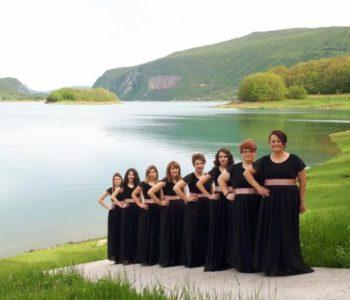 Vokalna skupina Arabella prvi put gostuje u Beču na Božićnoj zabavi SK Cro Vienna BD Gruppe