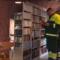 Smetlari skupljali odbačene knjige s otpada i napravili vlastitu knjižnicu