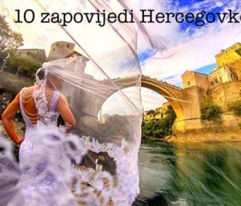 Deset zapovijedi Hercegovke