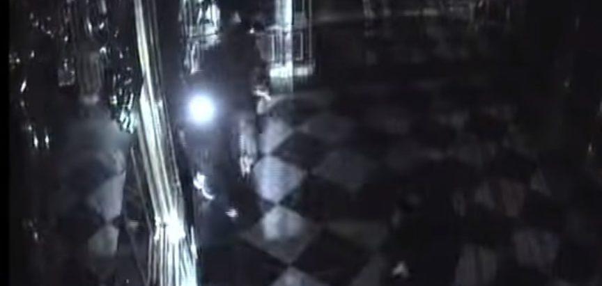 Objavljena snimka pljačke u Njemačkoj