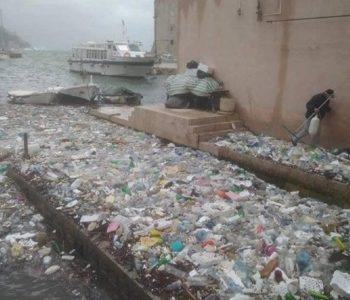More izbacilo tone smeća kod Dubrovnika