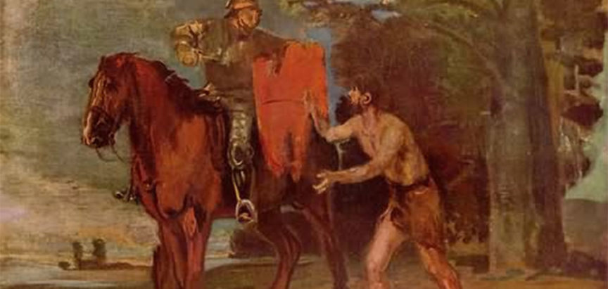 Sv. Martin, prvi svetac koji nije bio mučenik