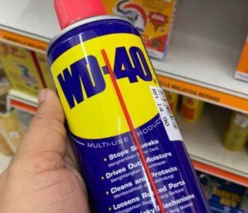 Zašto se sve može koristiti legendarni WD 40
