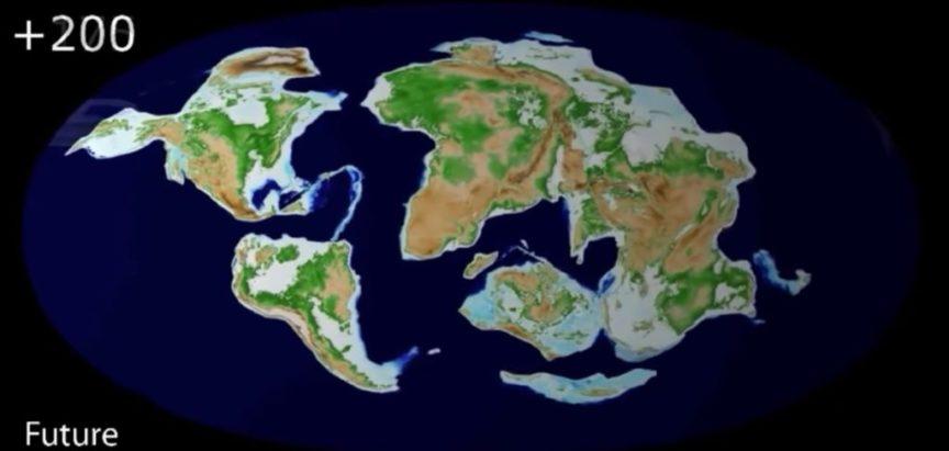 Kako će izgledati Zemlja za 250 milijuna godina?