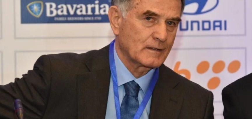 Dušan Bajević je novi izbornik nogometne reprezentacije BiH