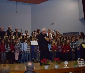 Foto: Božićni koncert župnih zborova Ramskog dekanata